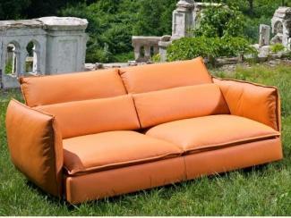 Диван прямой Lounge - Изготовление мебели на заказ «Максалекс»