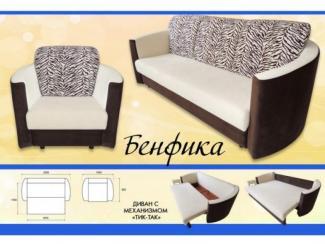 Диван прямой Бенфика - Мебельная фабрика «Никас», г. Ульяновск