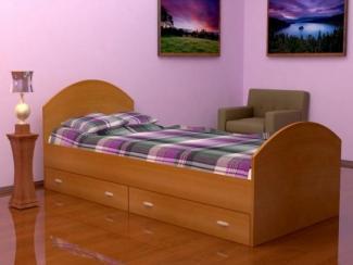 Кровать с ящиками - Мебельная фабрика «Авалон»