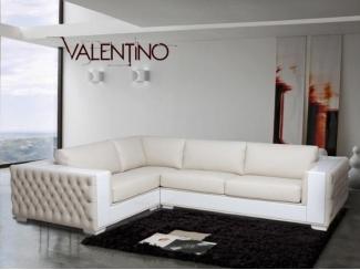 Угловой диван Валентино - Мебельная фабрика «Lorusso divani»