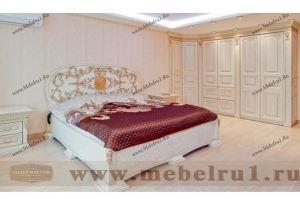Спальня  Именная - Мебельная фабрика «Лидер Массив»