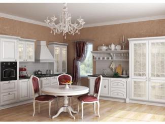 Кухня Афина Аргенто - Изготовление мебели на заказ «КС дизайн»