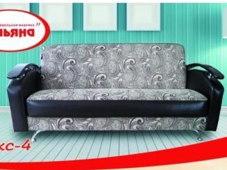 Диван Люкс 4 - Мебельная фабрика «Ульяна»