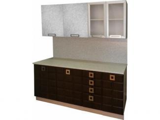 Кухонный гарнитур Флоренция-Шоколадка  - Мебельная фабрика «Петербургская мебельная компания (ПМК)»