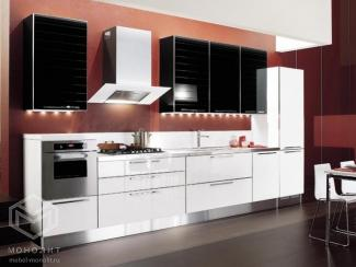 Кухонный гарнитур прямой Стелла 5 - Мебельная фабрика «Монолит»