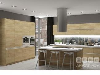 Современная кухня Глория Алюмано - Мебельная фабрика «Ликарион»