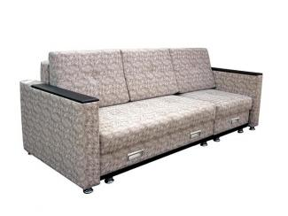 Линейный диван Еврокнижка Амур 1 шагающая - Мебельная фабрика «Ассамблея»