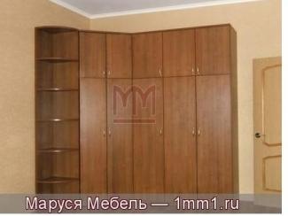 Угловая прихожая  - Мебельная фабрика «Маруся мебель», г. Москва