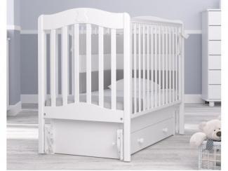 Детская кроватка с универсальным маятником Гандылян Ванечка - Мебельная фабрика «Гандылян»