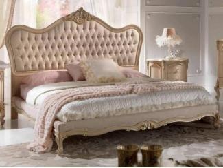 Большая кровать Минерва - Импортёр мебели «Spazio Casa»