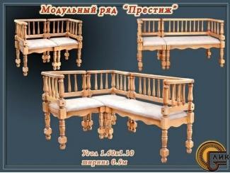 Кухонный уголок Престиж - Мебельная фабрика «Лик»