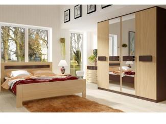 Спальный гарнитур «Палермо» - Мебельная фабрика «ТриЯ»