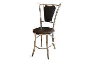 Стул круглый, мягкая спинка - Мебельная фабрика «Мебель-Стиль»