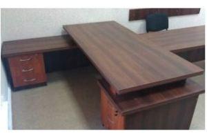 Стол руководителя 5 - Мебельная фабрика «Орвис»