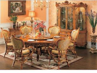 Мебель из ротанга для кухни  - Импортёр мебели «Мебельторг (Китай)»