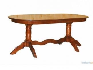 Стол деревянный Гранд 1 - Мебельная фабрика «Венеция»