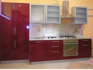 Кухонный гарнитур прямой 49 - Мебельная фабрика «Л-мебель»