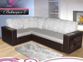 Угловой диван Виктория 2 - Мебельная фабрика «Любимая мебель»