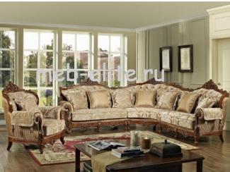 Угловой диван Атлант - Импортёр мебели «MEB-ELITE (Китай)»