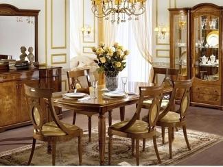Обеденная группа Флориана - Мебельная фабрика «Миасс Мебель»