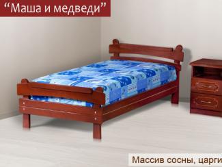 Кровать «Маша и медведи» - Мебельная фабрика «Авеста»