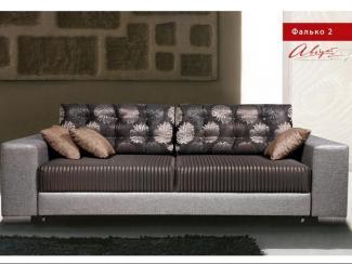 Диван прямой Фалько 2 - Мебельная фабрика «Август»
