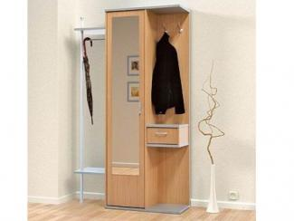 Прихожая с распашным шкафом - Изготовление мебели на заказ «Мега»