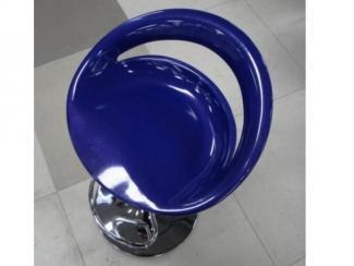 Стул барный Синий - Мебельная фабрика «Династия»