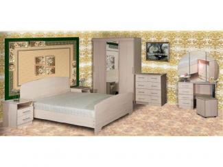 Спальный гарнитур Виктория 1