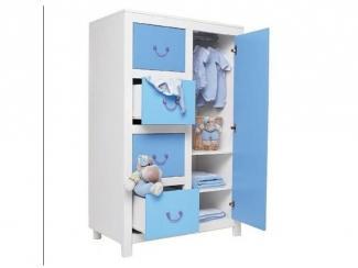 Красивый шкаф в детскую