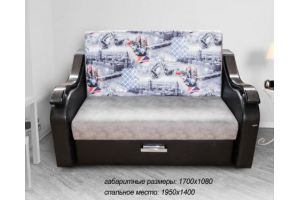 Диван  Аккордеон - Мебельная фабрика «Magnat»