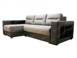 Угловой диван Баккара 2/2 - Мебельная фабрика «Soft city»