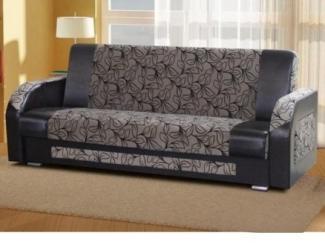 Простой диван Леон 2  - Мебельная фабрика «Мебельный комфорт»