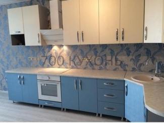 Простая угловая кухня  - Мебельная фабрика «700 Кухонь»