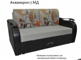 Интерьерный диван Аквамарин 7 МД