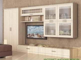 гостиная стенка Вирджиния - Мебельная фабрика «Любимый дом (Алмаз)»