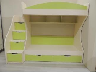 Детская кровать двухъярусная - Мебельная фабрика «Дил-Мебель», г. Ульяновск