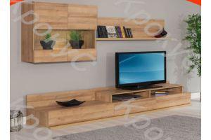 Гостиная Престиж 8 - Мебельная фабрика «Крокус»