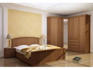 Спальня АРИЯ 14 - Мебельная фабрика «Азбука мебели»