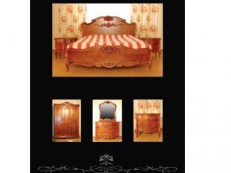 Спальня Луи - Импортёр мебели «Arbolis (Испания)»