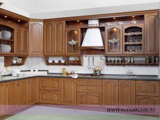 Кухня массив - Мебельная фабрика «Buena»