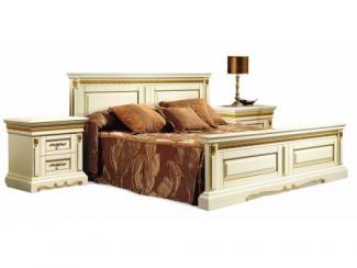 Кровать Милана 16 П294.05м - Мебельная фабрика «Пинскдрев»