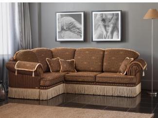 Угловой диван Сенатор - Мебельная фабрика «Гротеск»