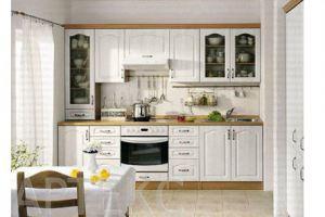 Кухня прямая 1 - Мебельная фабрика «Артекс»
