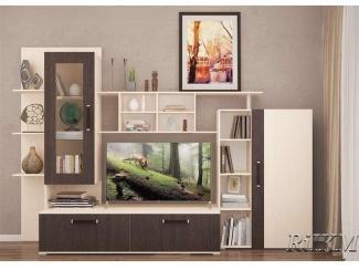 Гостиная стенка Оливия 2 - Мебельная фабрика «РиИКМ», г. Пенза