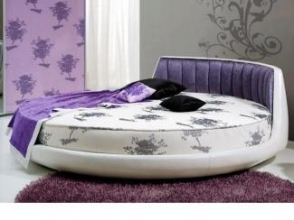 Круглая кровать Тоба  - Мебельная фабрика «Аяччо»