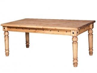 Стол обеденный Викинг GL - Мебельная фабрика «Лидская мебельная фабрика»