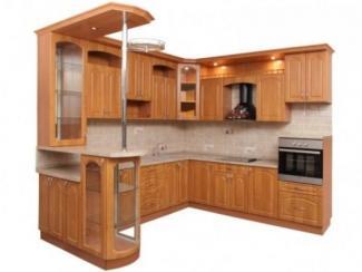 Кухонный гарнитур угловой 102 - Мебельная фабрика «Балтика мебель»
