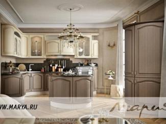 Кухонный гарнитур «Federica» (Классика)  - Мебельная фабрика «Мария»