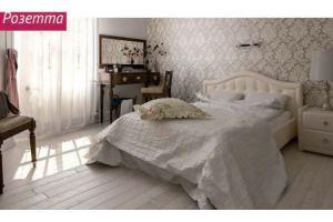 Шикарная кровать Розетта - Мебельная фабрика «Бландо»